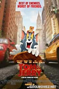 Tom and Jerry (2021) English Movie